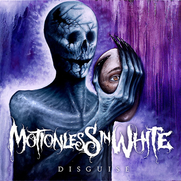 Motionless In White - Disguise | music